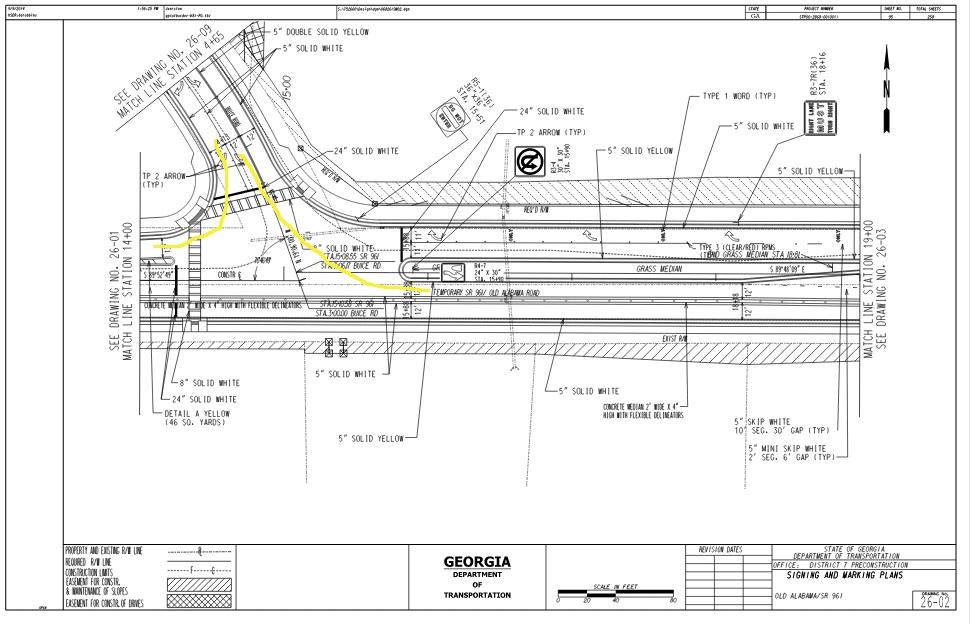 Old alabama rd construction plans johns creek post
