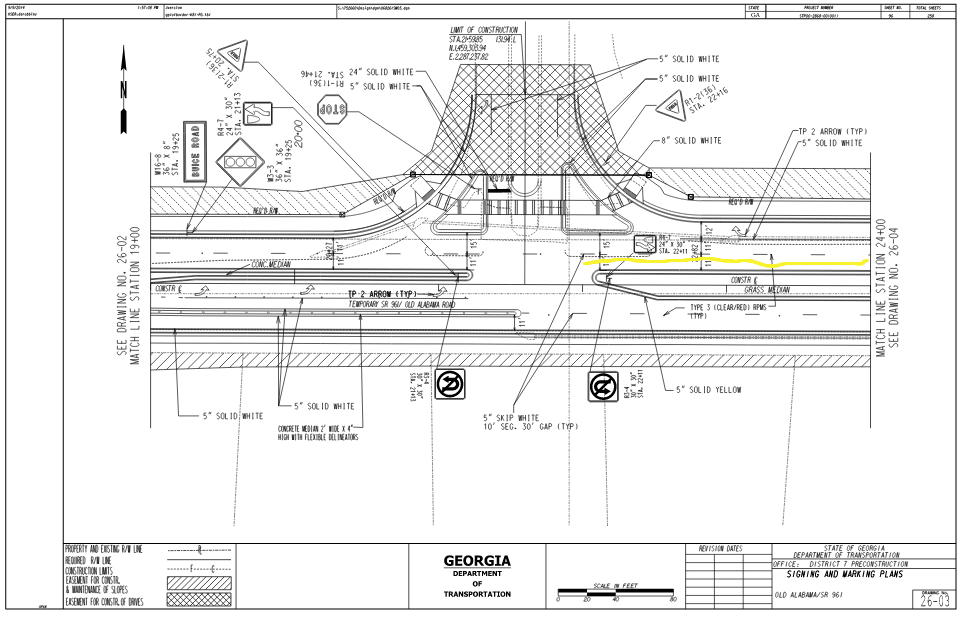 Old Alabama Rd Construction Plans - https://www.johnscreekpost.com