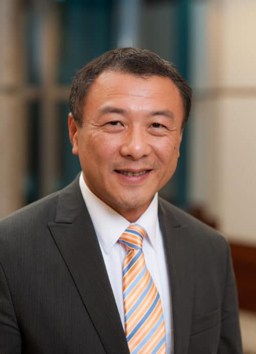 Johns Creek City Councilman Jay Lin