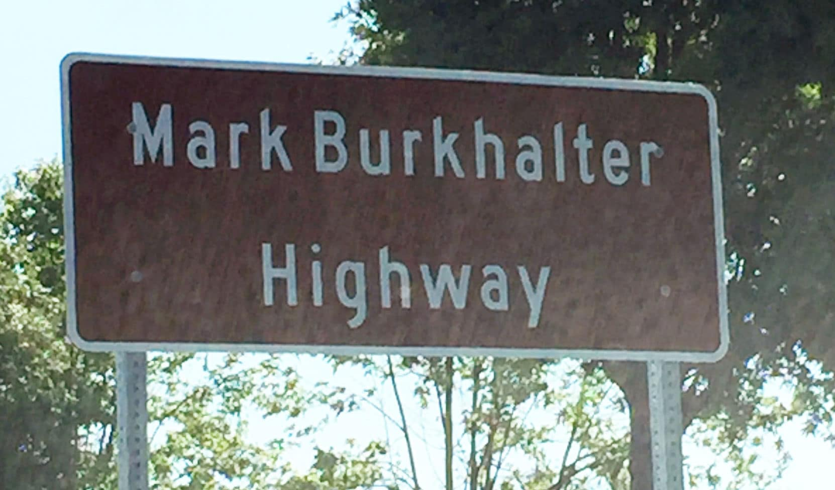Mark burkhalter highway