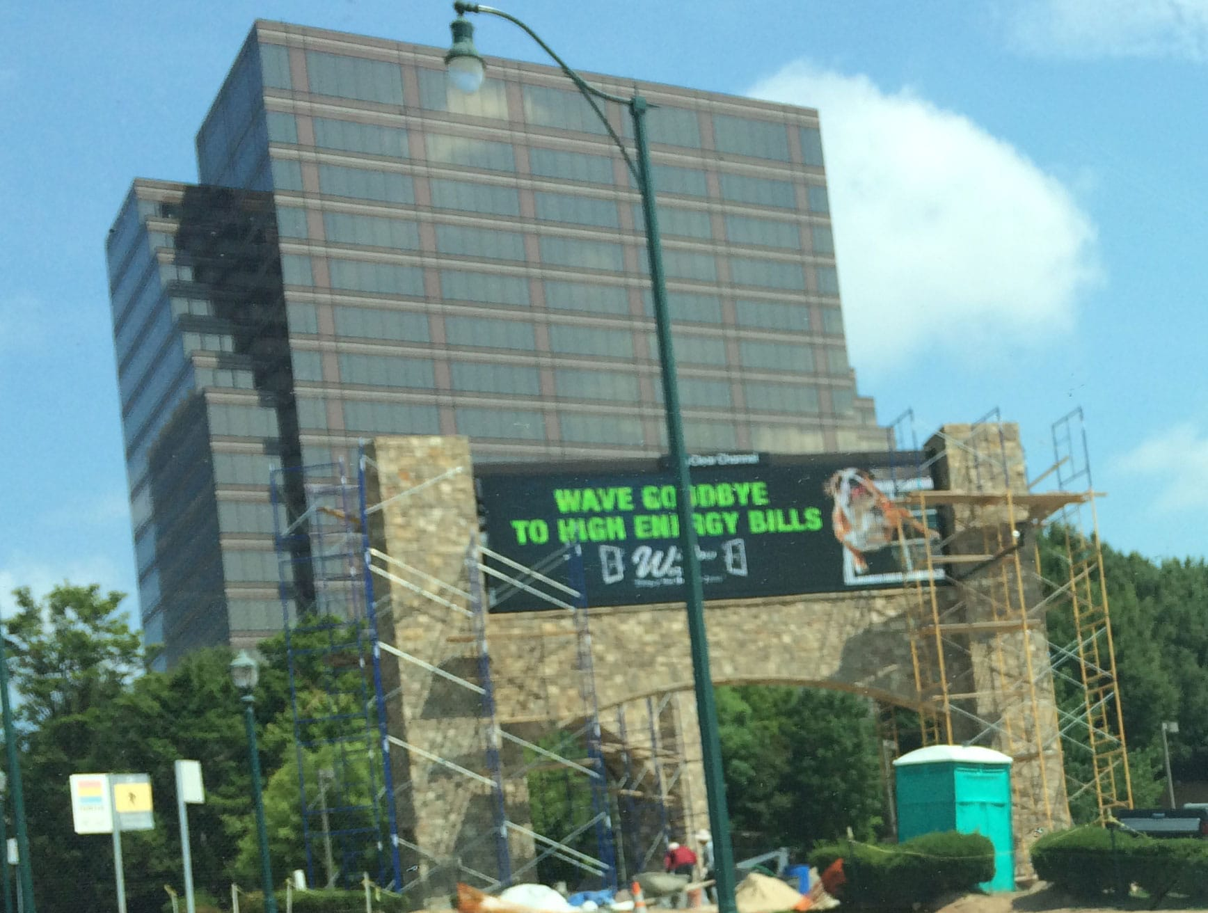 Dunwwody Billboard