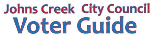 City Council Candidates Voter Guide