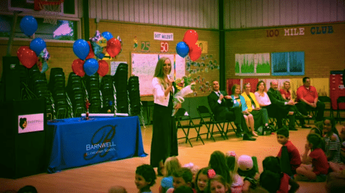 Barnwell-teacher_of_the_Year Video