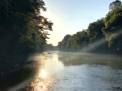 Chattahoochee River in Johns Creek: Newsletter Signup