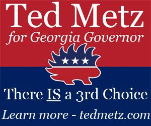 Ted Metz Georgia Governor