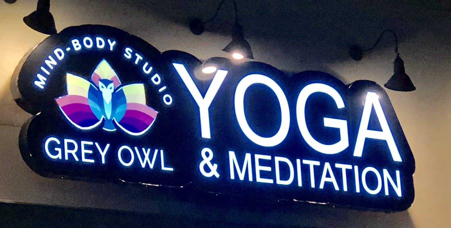 Grey Owl Yoga Studio