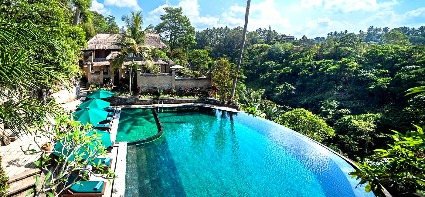 Bali Swimming Pool - Travel links from Johns Creek Post