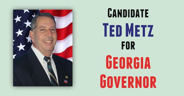 Ted Metz for Governor Georgia - Johns Creek Post
