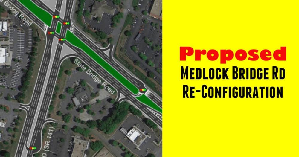 141 Medlock Bridge Rd & State Bridge Thru-U
