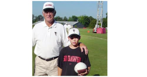 David Andrews & Dan Reeves