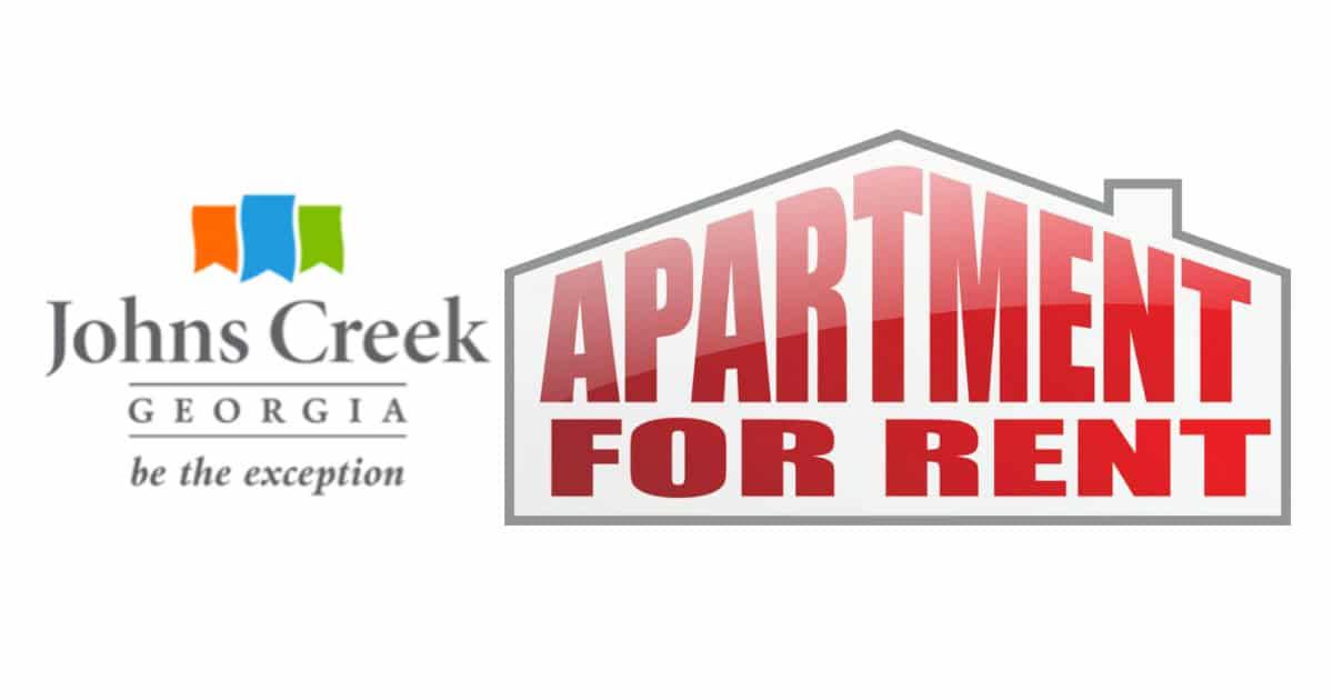 Johns Creek Rental Spike