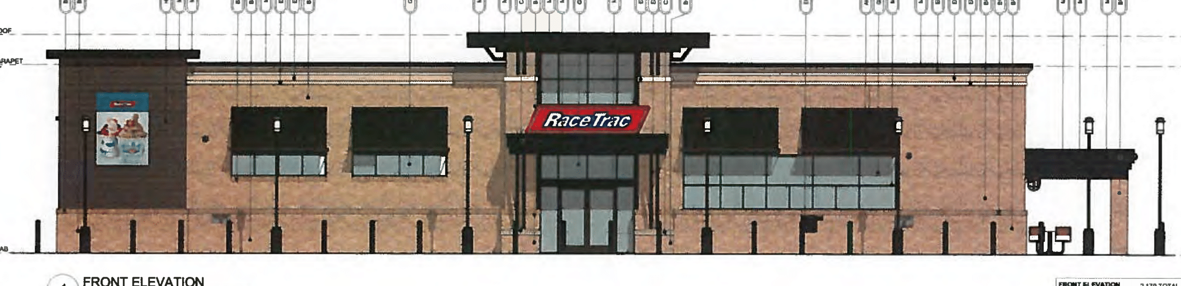 Race trac rendering1