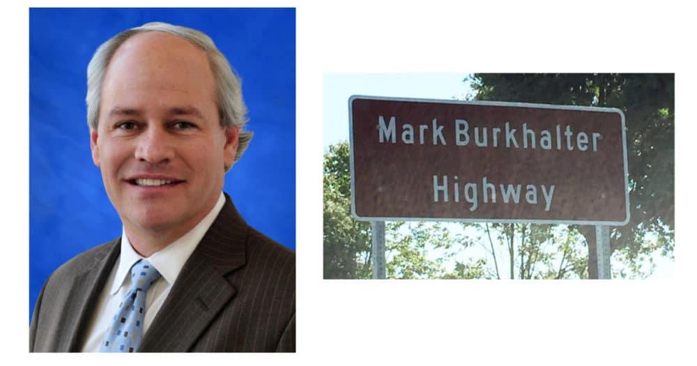mark burkhalter highway