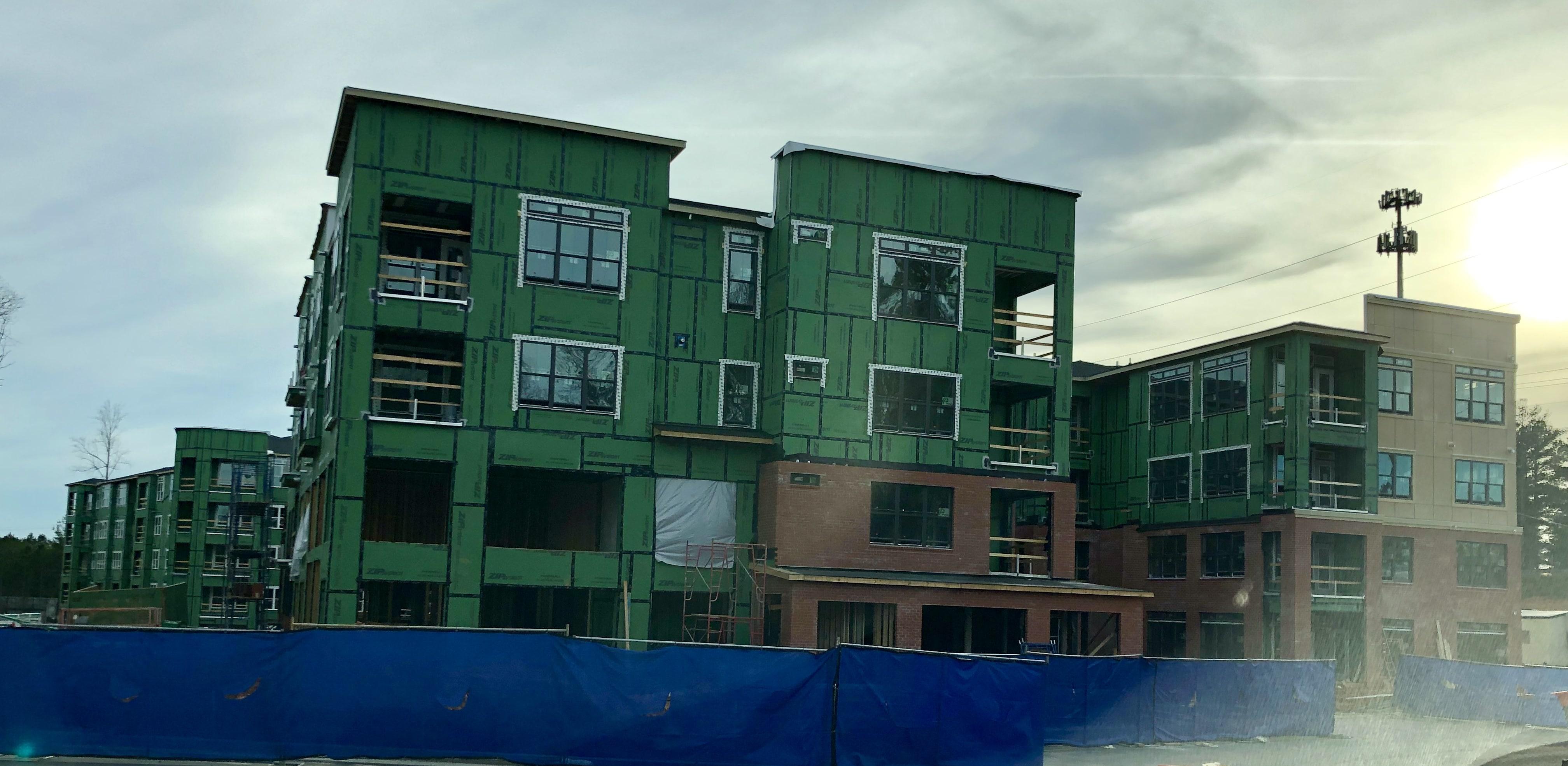 Bell Rd Apt - Under Construction