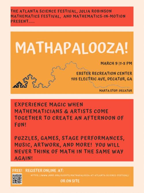 Mathapalooza