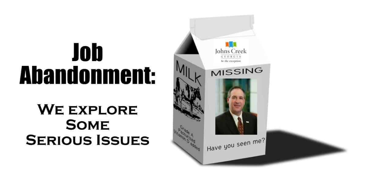 Mayor Bodker Altering City Documents