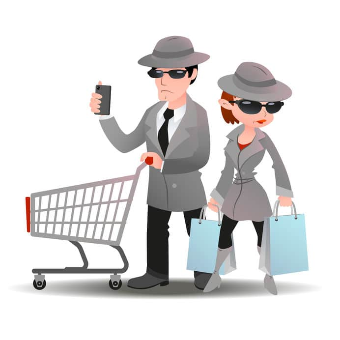 mystery Shoppers
