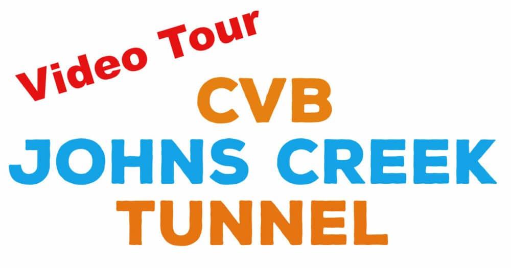 CVB's Johns Creek Tunnel
