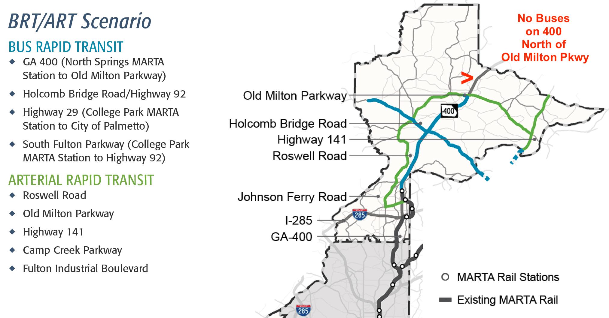 Proposed Marta Map for North Fulton - https://www.johnscreekpost.com