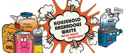 HOUSEHOLD HAZARDOUS WASTE EVENT - Johns Creek, GA