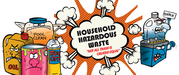 HOUSEHOLD HAZARDOUS WASTE EVENT - Johns Creek, GA