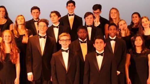 Chorus and Dance Company Christmas Concert