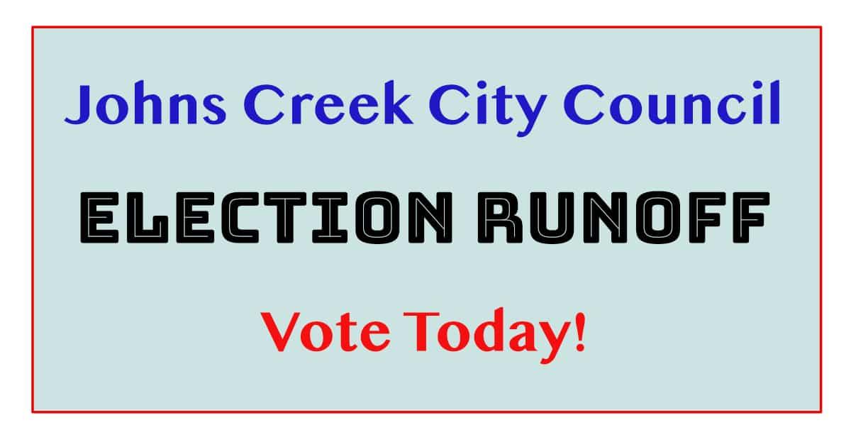City Council Election Runoff