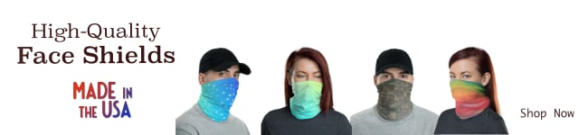 Face Shields made in usa
