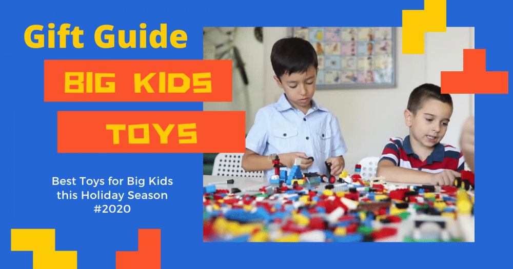 Gift Guide: Big kids toys 2020