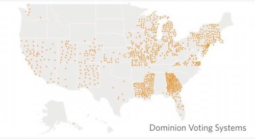 Dominion Voting Systems USA