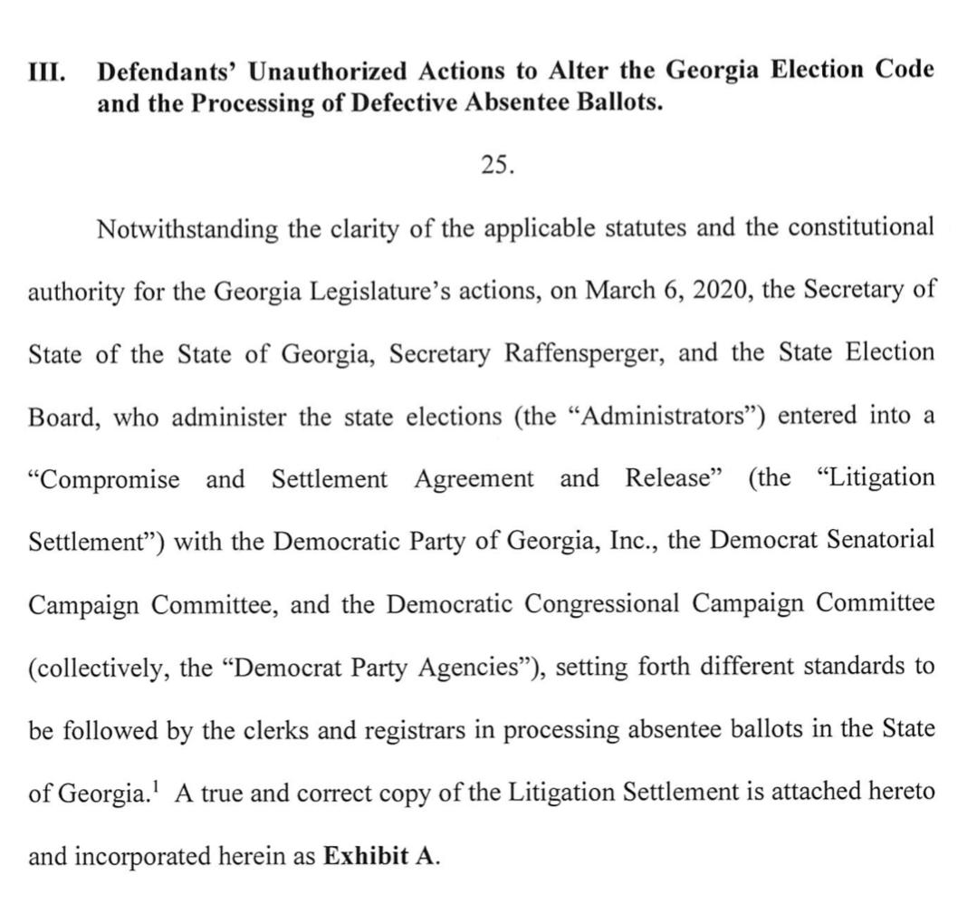lin wood lawsuit GA SOS