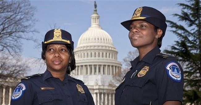Acting Chief of the Capitol Police Claims