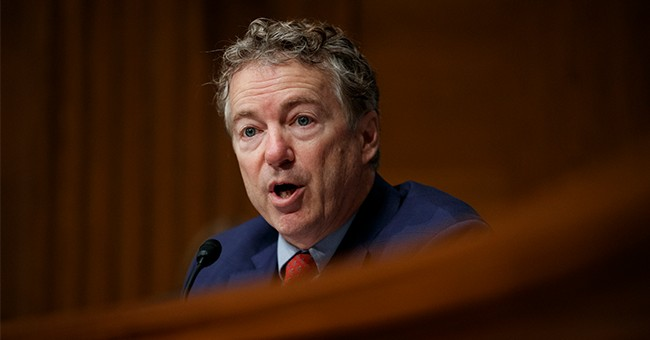 That Time Rand Paul Confronted Biden's Transgender HHS Nominee Over Genital Mutilation of Minors: Watch